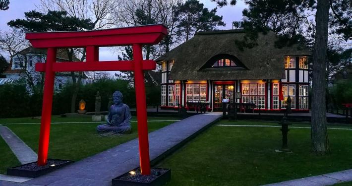 Mikado Teehaus Timmendorfer Strand