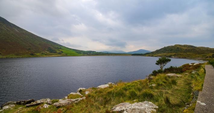 Lough Annascaul Dingle