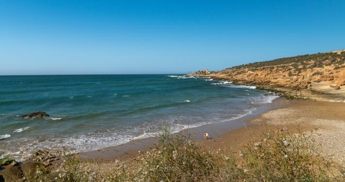 Küste von Taghazout