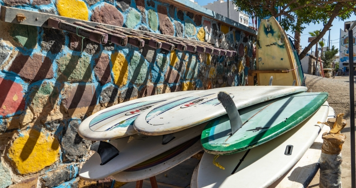Surf-Hotspot Taghazout