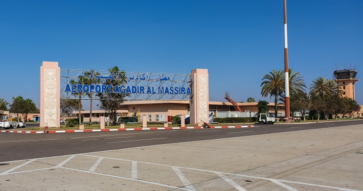 Flughafen Agadir