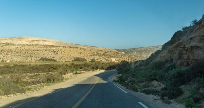 Roadtrip zur Taboga Sanddüne
