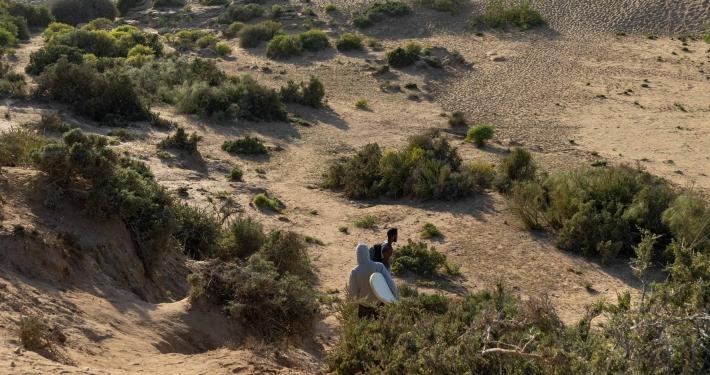 Taboga Sanddüne