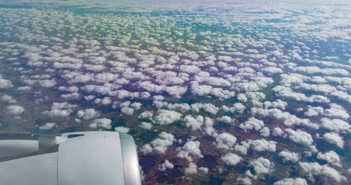 Flug nach Marokko