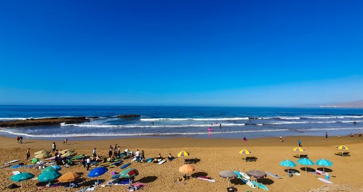 Imourane Beach