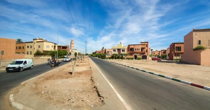 Busfahrt von Marrakesch nach Agadir