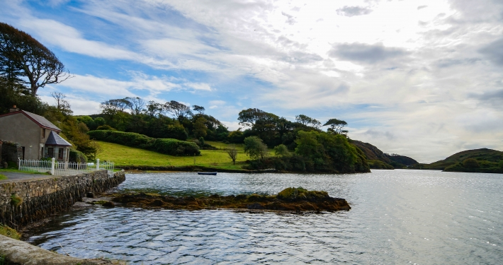 Lough Hyne Cork