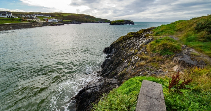 Unterwegs an der Küste von Cork