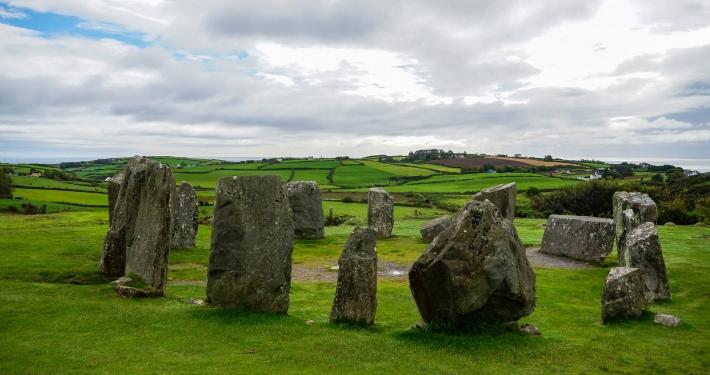 Dromberg Stone Circle Cork