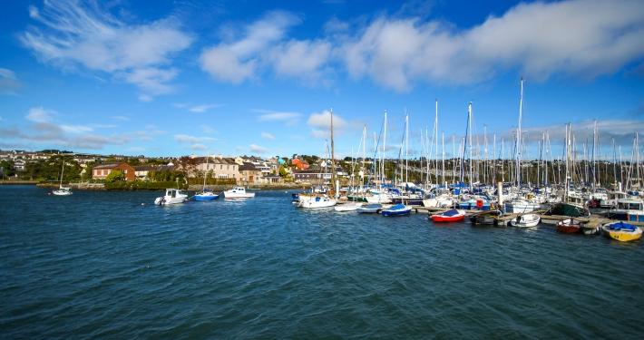 Yachtclub Kinsale Cork