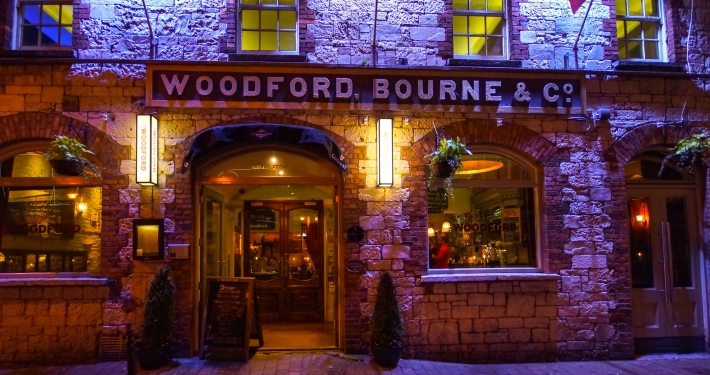 The Woodford, Cork