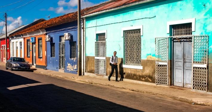 Inhambane, Mosambik
