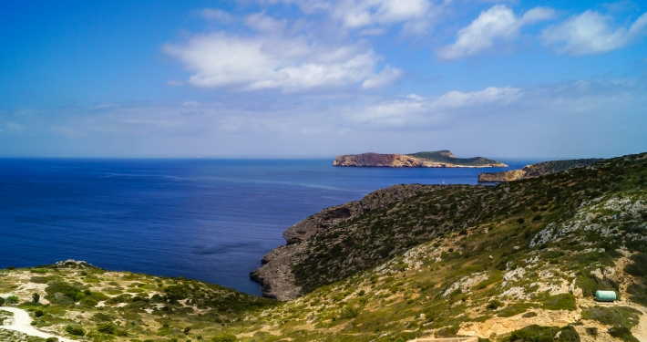 Insel Cabrera Mallorca