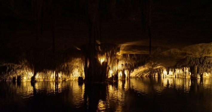 Drachenhöhle Porto Cristo
