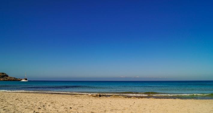 Cala Agulla Strand in Cala Ratjada