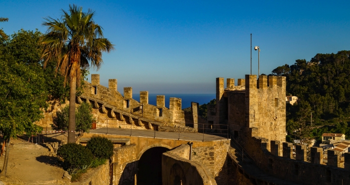 Burg Castell de Capdepera, Mallorca