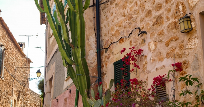 Fornalutx auf Mallorca