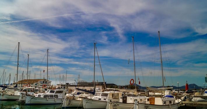Hafen Port de Pollença