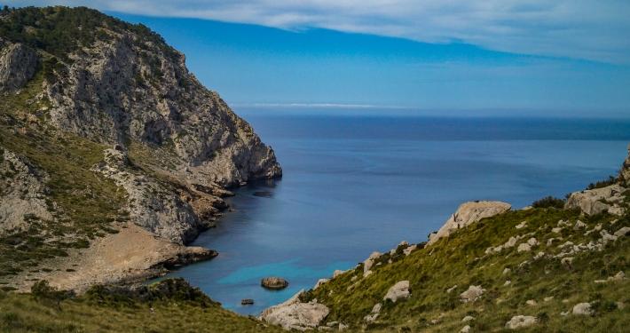 Wunderschöne Buchten auf Formentor