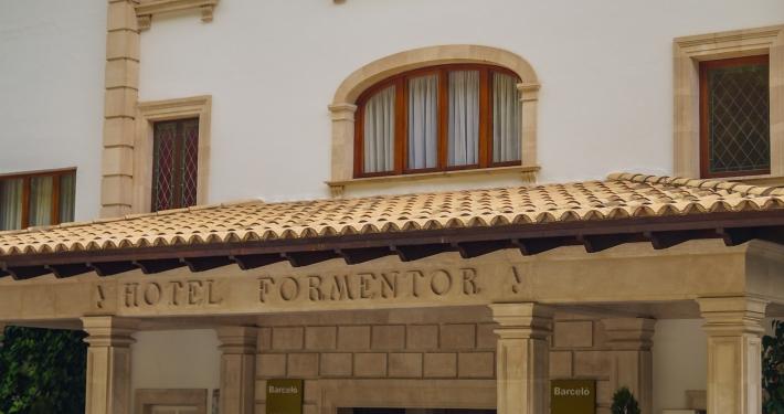 Luxushotel Formentor