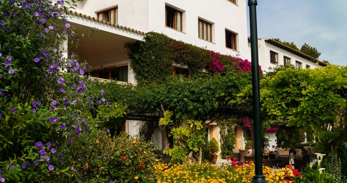 Gartenanlage Hotel Formentor