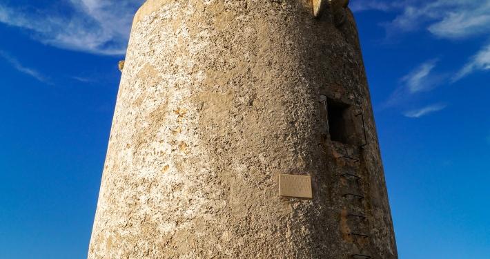 Wachturm Talaia d'Albercutx