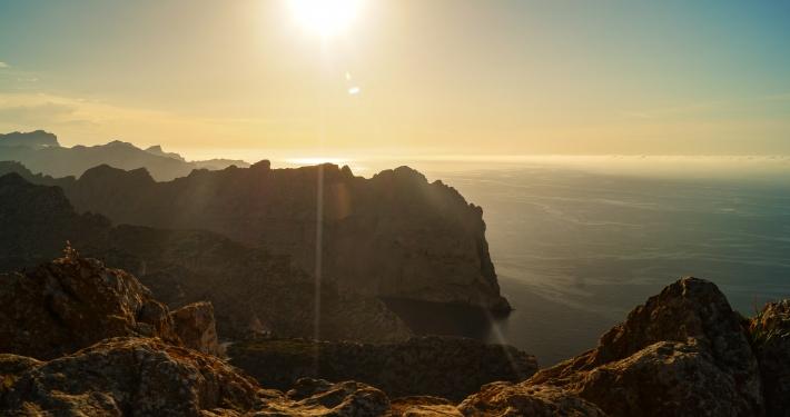 Nebel Cap Formentor