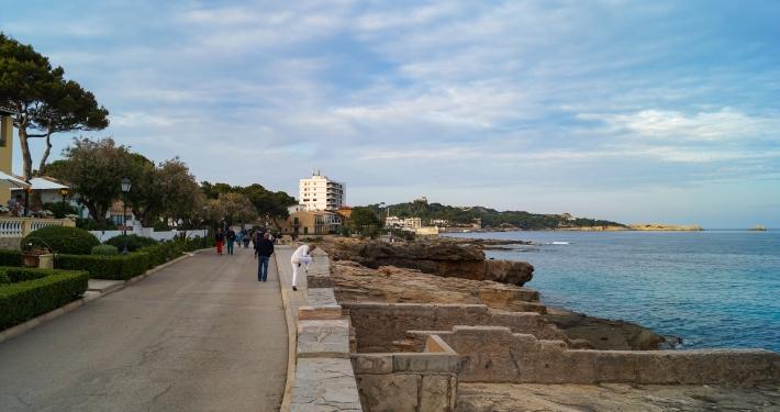 Promenade Cala Ratjada