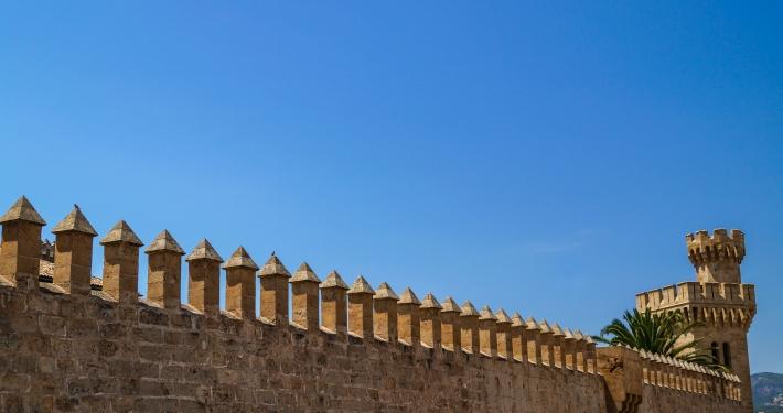 Königspalast Palma de Mallorca