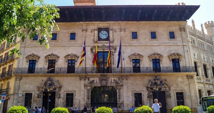 Rathaus Palma de Mallorca