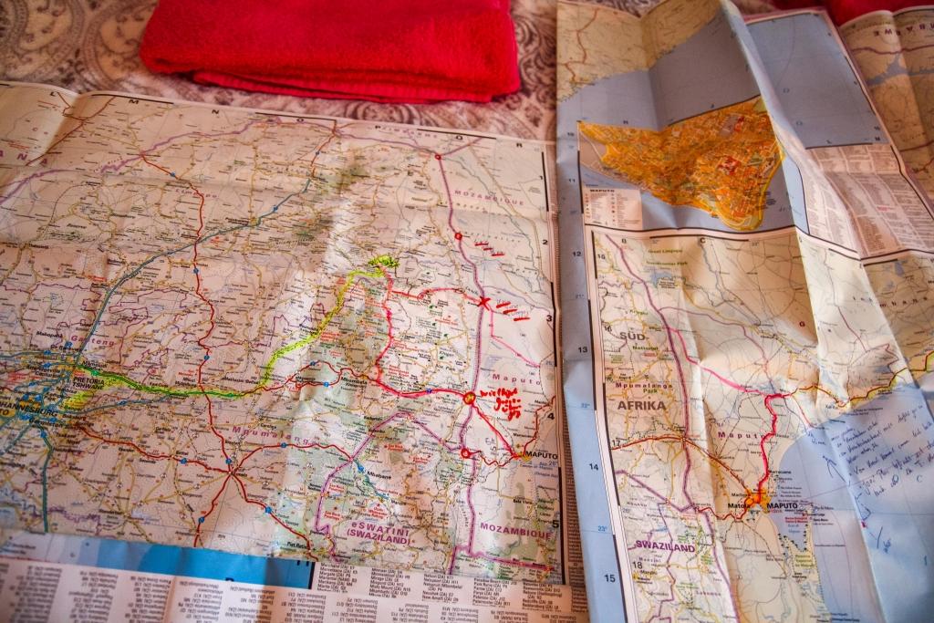 Reiseplanung Mosambik Südafrika