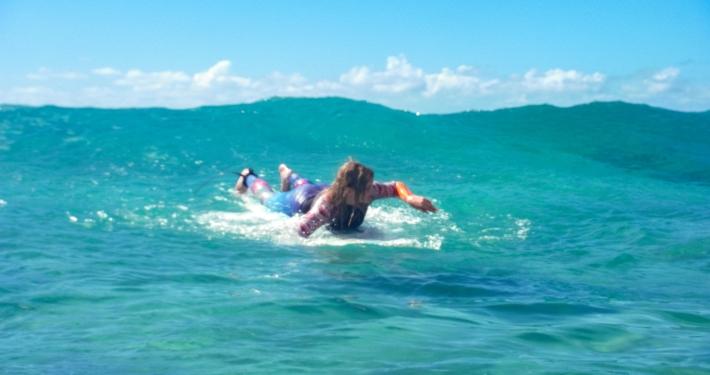 Surfen in Tofo
