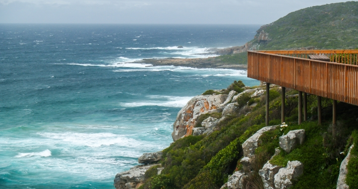 Robberg Island Nature Reserve Südafrika