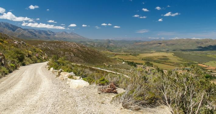 Swartberge Südafrika