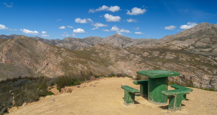 Swartbergpass Südafrika
