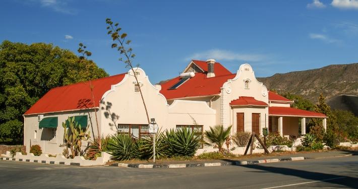 Karoodorf Prince Albert Südafrika