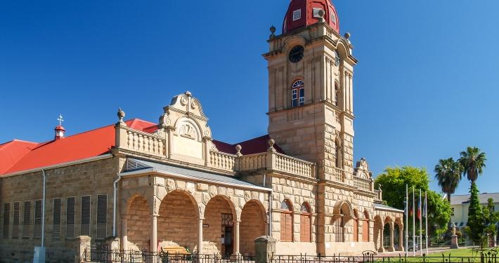Oudtshoorn Südafrika