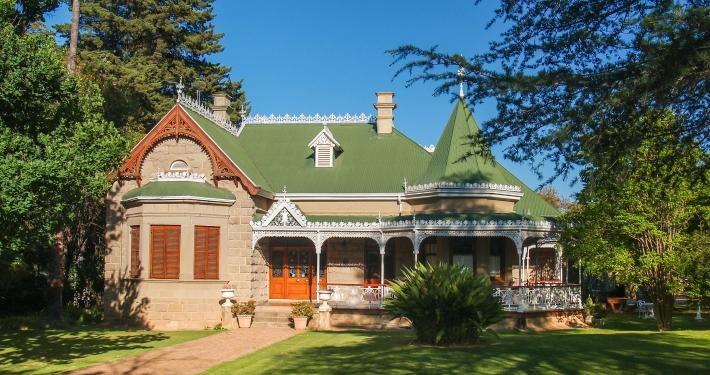Federpalast Oudtshoorn Südafrika
