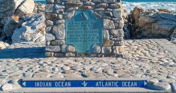 Cape Agulhas Südafrika