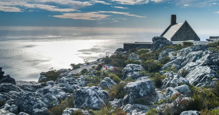 Tafelberg Kapstadt, Südafrika