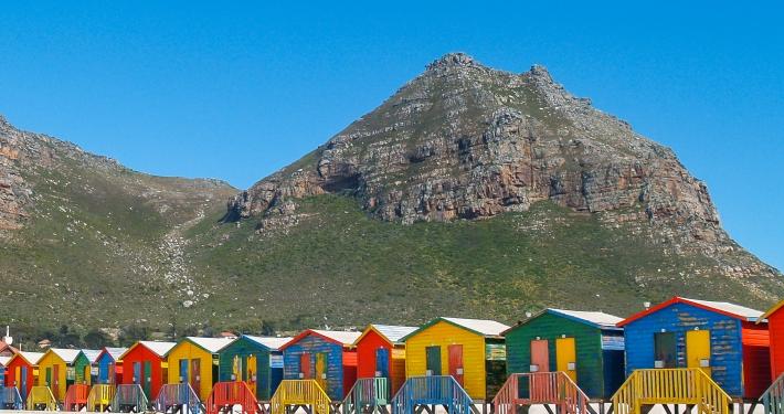 Muizenberg Südafrika