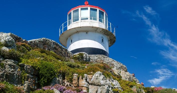 Cape Point Leuchtturm Südafrika