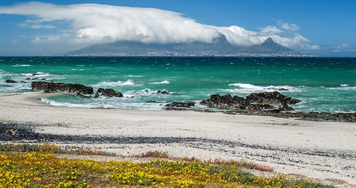 Bloubergstrand Südafrika