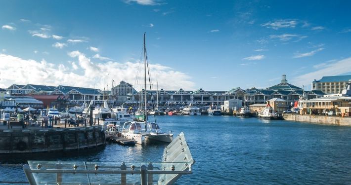 Waterfront Kapstadt, Südafrika