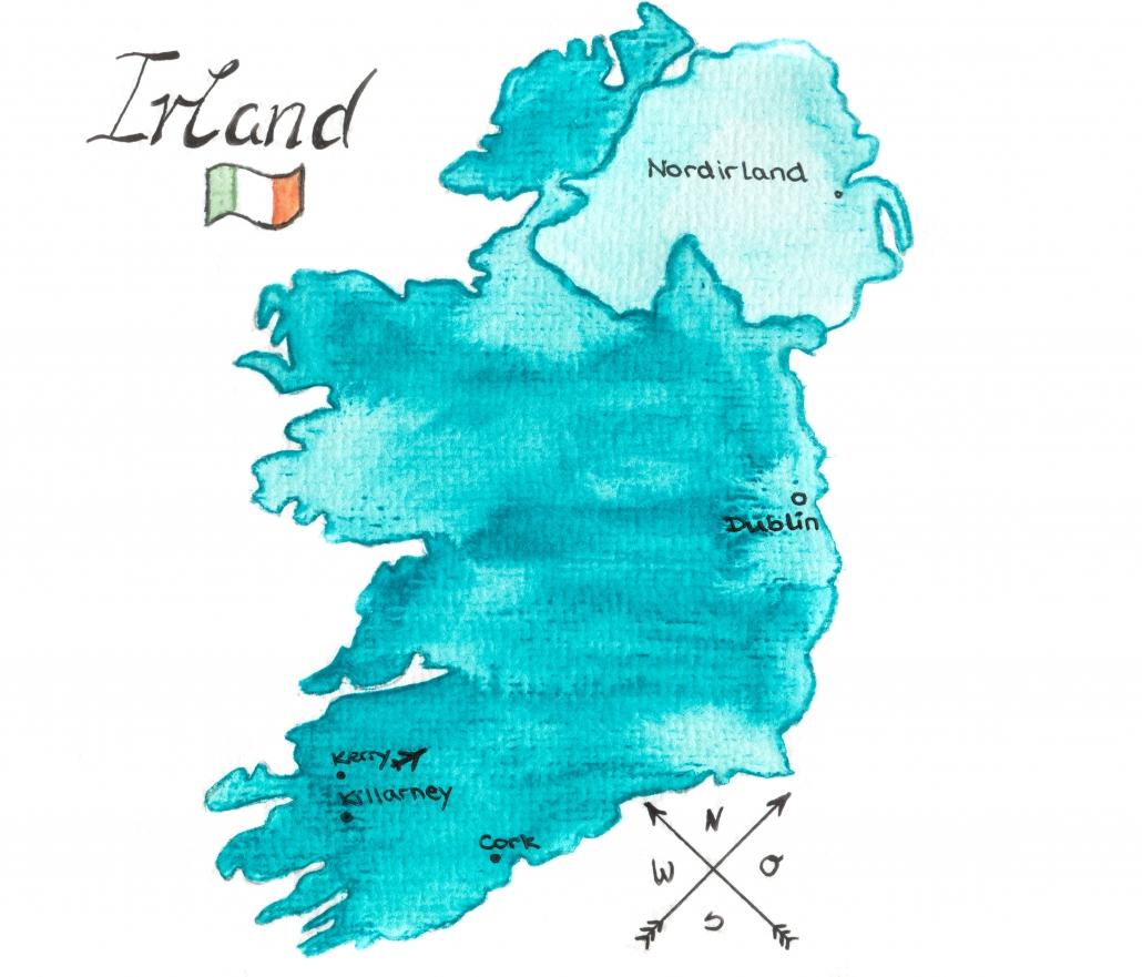 Cork County: Tag 5 des Irland Roadtrips Cork