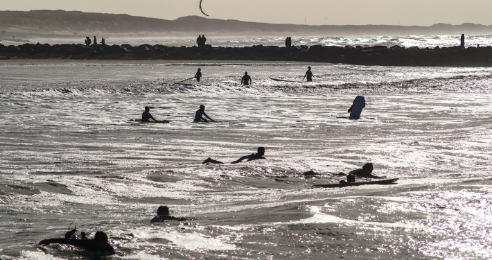 Surfspot Hvide Sande