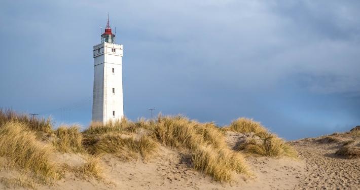 Leuchtturm Blåvand