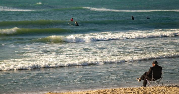 Surfen in Vorupør