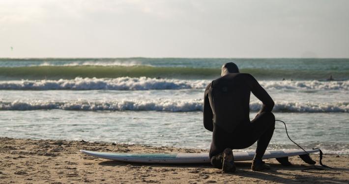 Surfen Dänemark
