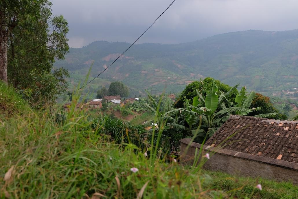 Ruanda, Land der 1000 Hügel
